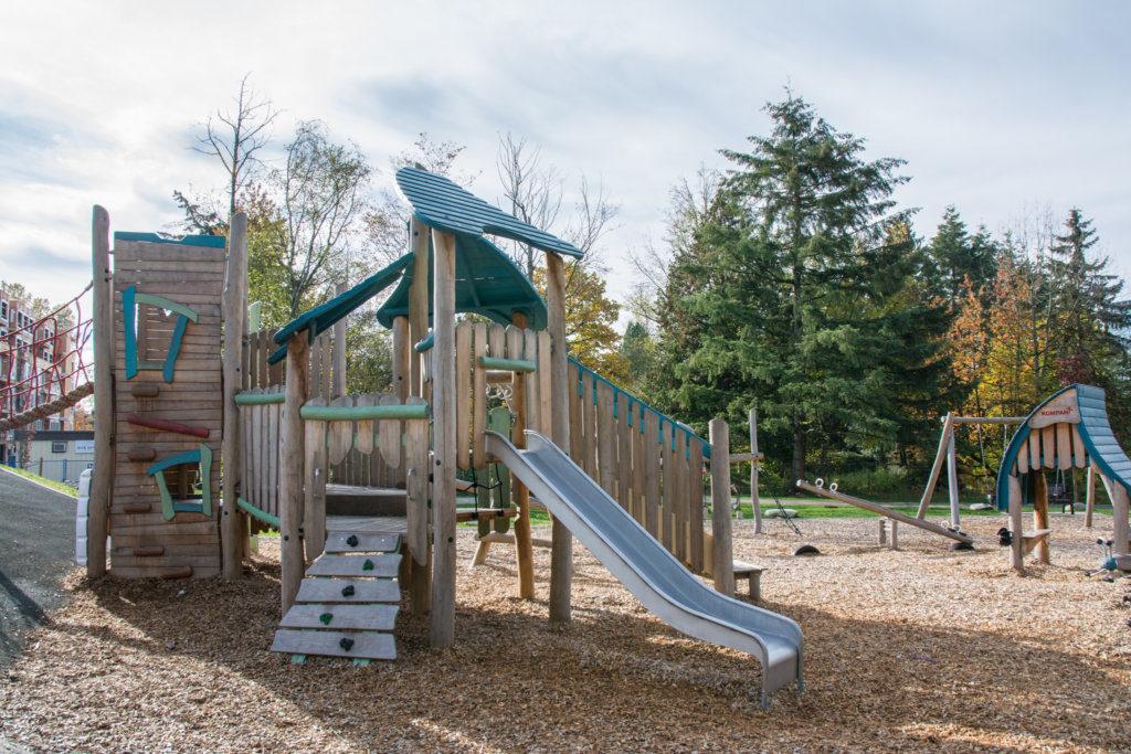 Forsyth Park - aDadsAdventures
