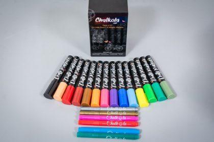 Chalkola Chalk Markers 21-Pack