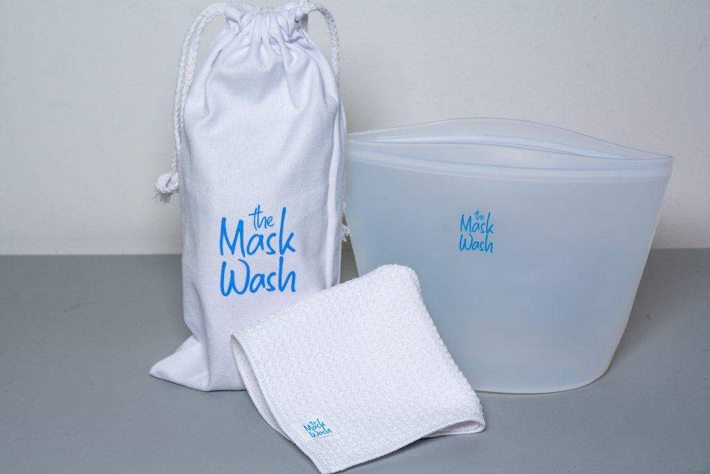 theMaskWash - Face mask washing station