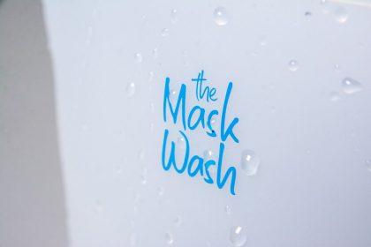 theMaskWash - Fabric mask washing station